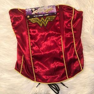 Rubies Wonder women corset